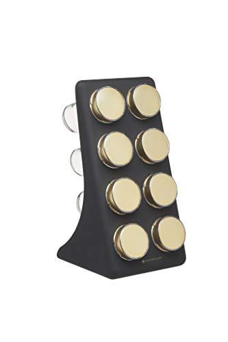 Resistentes y Que Ahorran Espacio Janny-shop 1 Unidad Estante de Especias Acr/ílico Invisible para Montaje en Pared Organizador de Especias de Cocina Estantes Cristalinos Fuertes