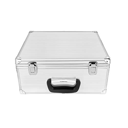 Potensic Aluminum Carrying Case with Handle for T25, T18 Quadcopter Drones, Fits Extra Accessories, Not for T35