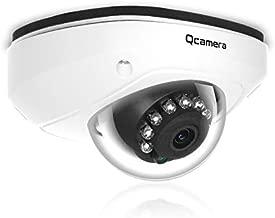 Q-camera Dome Security Camera 1080P HD 4 in 1 TVI/CVI/AHD/CVBS Analog CCTV Camera 1/2.9