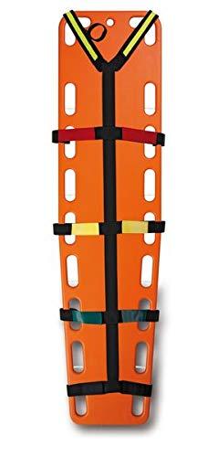 PAX Spineboard-Gurtsystem schwarz