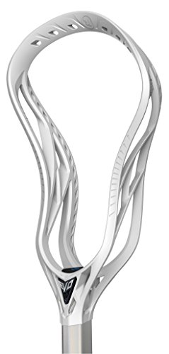 Warrior Evo 5 Unstrung Lacrosse Head, White
