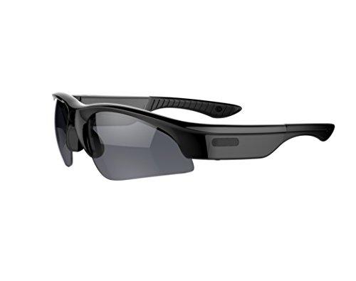 StuntCams HD 1080P Hunting Sports Action Polarized Sunglasses Cam POV 90 Degrees FOV Video Eye View Camera