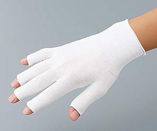 アズワン アズピュアインナー手袋 ショートカット フリー 10双入 /4-1057-01