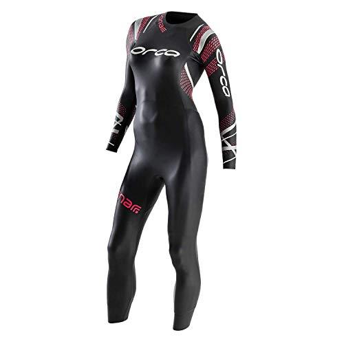 ORCA Sonar Fullsleeve Wetsuit Dames Black 2019 Triathlon-kleding
