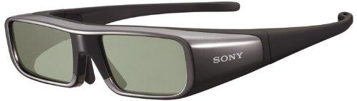 Sony TDG-BR100 3D-Active Shutter Brille, groß, schwarz