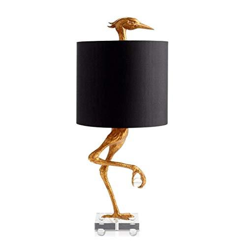 LLYU Americana creatieve hars tafellamp Fashion Designer Studio slaapkamer verlichting kant bed lamp decoratie woonkamer