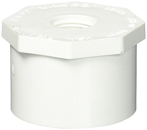 Genova produits 2po. X .50 po PVC r-duction Bushing 34225