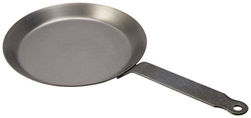 Product Image 1: Matfer Bourgeat 062033 Round Crepe Pan, 8 5/8-Inch, Gray