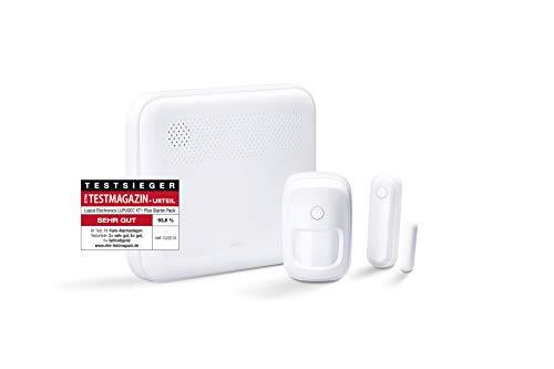 XT1 Plus Starter Pack, SmartHome Alarmanlage, Deutscher Hersteller, kostenloser Tel. Support, stetige Weiterentwicklung, Eine APP für Ihre Smarthome-Geräte