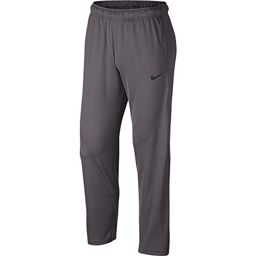 Nike Dry Men's Dri Fit Epic Athletic Standard Fit Pants, Gunsmoke/Black/Black, Medium