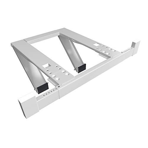 ALPINE HARDWARE Drill-Less Window Air Conditioner Bracket - Window AC Support - Supports Air Conditioners Well Over 200...