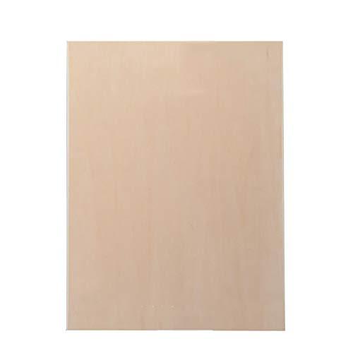 MILAYA JI Bin Shop® 2K Skizze Zeichenbrett/Holz Doppelseitige Staffelei / A1 Design Zeichenbrett/Skizze Zeichenbrett 60x90cm