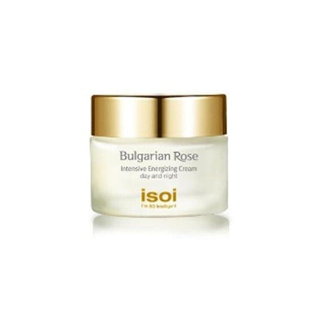 ヒステリック推測黒人isoi Bulgarian Rose Intensive Energizing Cream/ Made in Korea