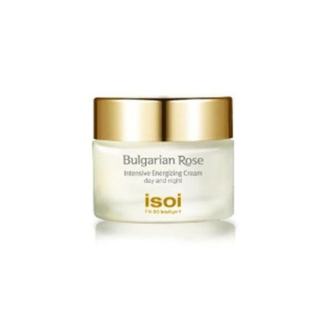 狭い翻訳者計画isoi Bulgarian Rose Intensive Energizing Cream/ Made in Korea