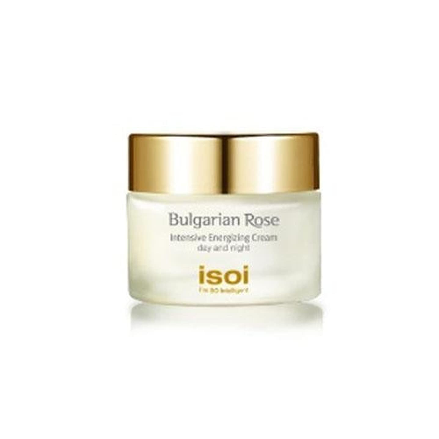 全体アラブ食事を調理するisoi Bulgarian Rose Intensive Energizing Cream/ Made in Korea