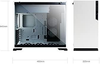 In Win 101C Midi-Tower Blanco Carcasa de Ordenador - Caja de Ordenador (Midi-Tower, PC, Acrilonitrilo butadieno estireno (ABS), SECC, Vidrio Templado, ATX,Micro-ATX,Mini-ITX, Blanco, Multi)