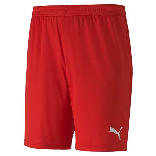 PUMA Herren teamGOAL 23 Knit Shorts Red, 3XL