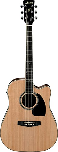 Ibanez PF15ECE-NT Guitarra electroacústica, Natural