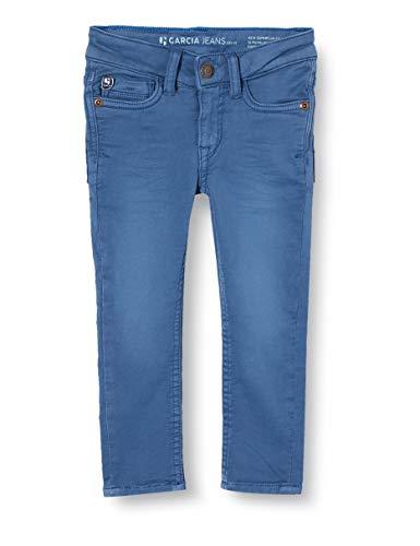 Garcia Kids Jungen N05516 Jeans, Blau (Cool Blue 2807), (Herstellergröße: 134)