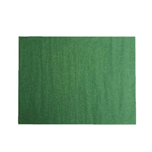 【厚口・大】グリーンパーチ 魚 肉 紙 薄紙 緑の紙 保存 熟成保存 業務用 耐水紙 包装紙【500枚】