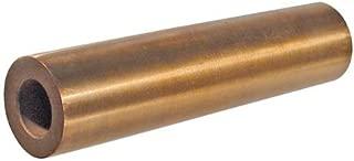 841 Bronze Hollow Round Bar 6-1//2 Length ASTM B438-73//SAE-841//Mil-B-5687C 1-1//2 OD Sintered Temper 1 ID