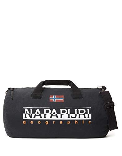 Napapijri Bering 1, Sacs bandoulière mixte adulte, Schwarz (Black), 32x32x60 cm (B x H T)