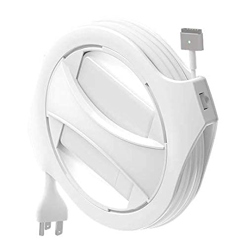 Fuse Reel Side Winder Original MacBook Charger Organizer and Travel Accessory Compatible with...
