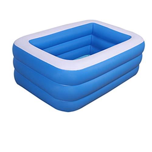 HEG Piscina Inflable for bebés recién Nacidos, for bebés, for bebés, de Gran tamaño, Espesar Hogar de la Familia en casa Piscina for Adultos en la Piscina en el océano Piscinas hinchables