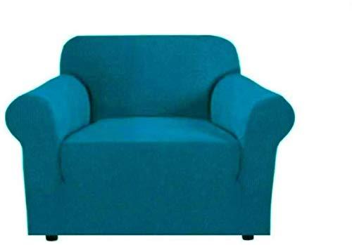 Mazu Homee Juego de sofá impermeable de alto rebote (uno), juego de sofá + dos cojines de cinturón, bolsa lateral + suelo elástico de espuma deslizante, adecuado para niños, mascotas (ceniza mediana)