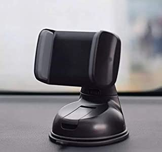 TRUE LINE Automotive Dashboard Car Windshield Cell Phone Holder Mounting Kit Clamp (Black/Gray)