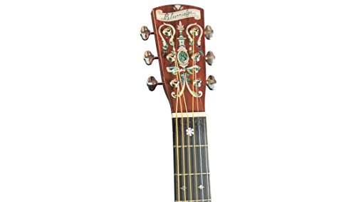 Blueridge Guitars 6 String Acoustic Guitar, Right Handed, Dreadnaught Sitka (BR-160)