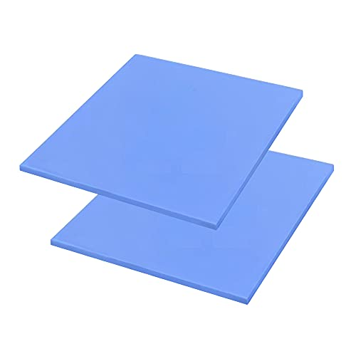 YJJelt Thermal Pad 3mm,2pcs Soft Silicone Thermal Conductive Pads for GPU,CPU,SSD,Laptop,IC Chipset,M2,Raspberry Pi Cooling