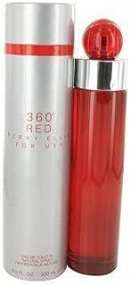 Perry Ellis 360 RED 6.8 oz EAU DE COLOGNE Men New in Box