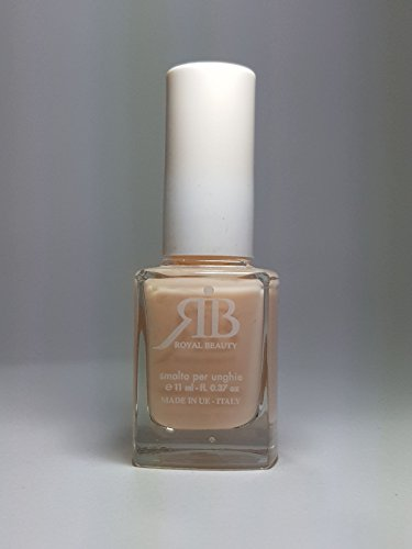 Royal Beauty esmalte para uñas N ° 29 Col. French rosa carne 11 ml Made in Italy.