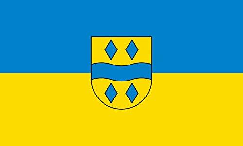 Unbekannt magFlags Tisch-Fahne/Tisch-Flagge: Enzkreis (Kreis) 15x25cm inkl. Tisch-Ständer