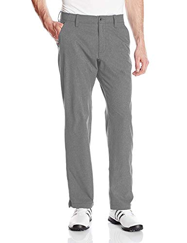 Under Armour Men's Match Play Vented Pants (30W x 30L, Steel/Steel (040))