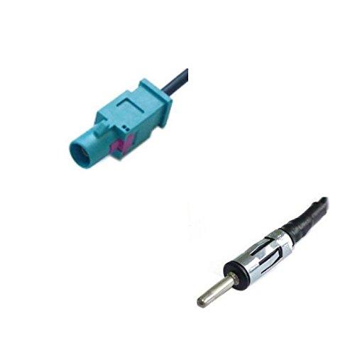 Dietz Antennenverlängerung - Fakra (Stecker) - DIN (Stecker) - 5,0 m