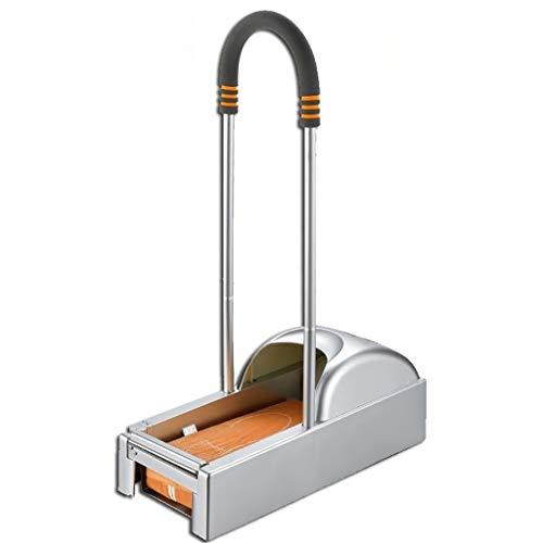 VIVIANE Automatische Überschuh-Maschine,Intelligente Schuh Film Maschine Schuhabdeckung Maschine Nach Hause Automatische Wohnzimmer Einweg-Steppfuß Büro Fuß Abdeckung Laminiermaschine