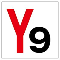 346-29 通り芯表示板 Y9