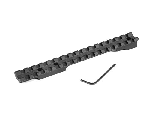 EGW Swedish Mauser 3 Hole for Stripper Clip 20 MOA Picatinny...