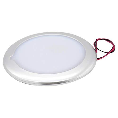 #N/a Luz de Placa de Lectura de Luz LED de Techo de Techo de Coche para RV/Remolque/Barco