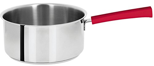 Cristel - C16MF - Casserole inox 16cm - Collection Mutine