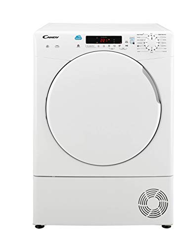 Candy CSC9DF Freestanding Condenser Tumble Dryer, Sensor Dry, NFC...