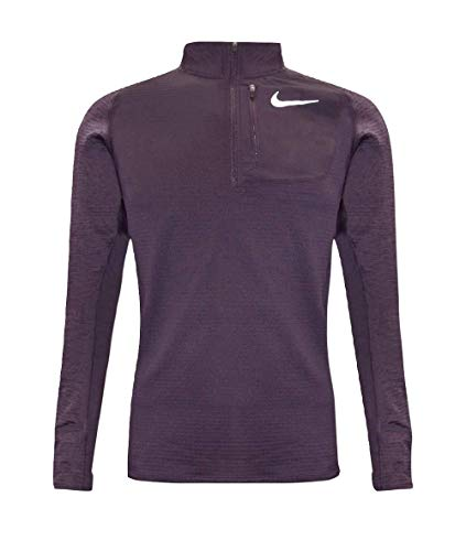 Nike Mens Therma Sphere Pullover Sweater Purple AO2617-671 (XX-Large)
