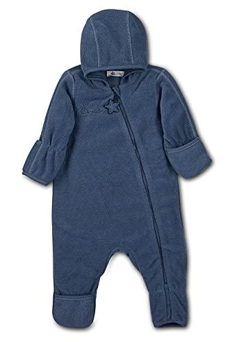 Sterntaler Baby-Jungen Overall, Tintenblau Mel, 68