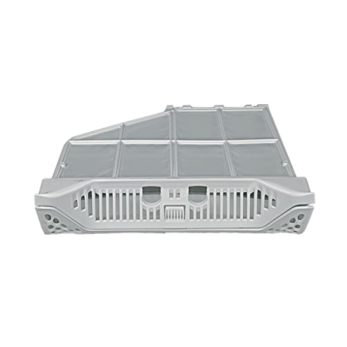Electrolux AEG 136667102 Feinfilter Filtertasche Filter ausklappbar Sieb Wäschetrocknerflusenfilter Flusensieb 331x82x240mm Wäschetrockner Trockner Trocknerautomat auch Juno Zanker Zanussi