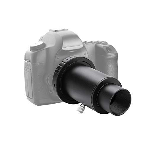 Yosoo Health Gear Adaptador T2 del Tubo de extensión del Ocular del telescopio de 1.25 Pulgadas con roscas de Filtro estándar M42