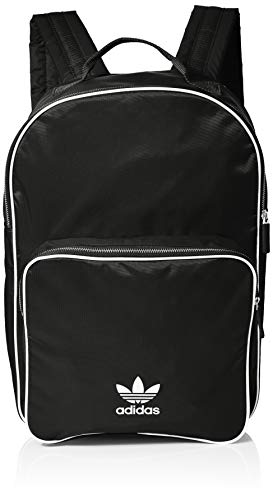 adidas Bp Cl Adicolor, Mochila Unisex Adultos, Negro (Negro), 24x36x45 cm (W x H x L)