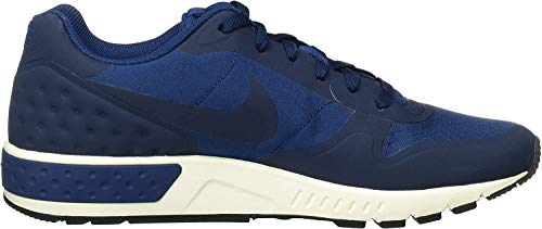 Nike Herren Nightgazer Lw Turnschuhe, Blau (Coastal Blue/Midnight Navy/Sl), 44 EU