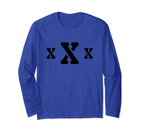 straight edge - xxx Langarmshirt